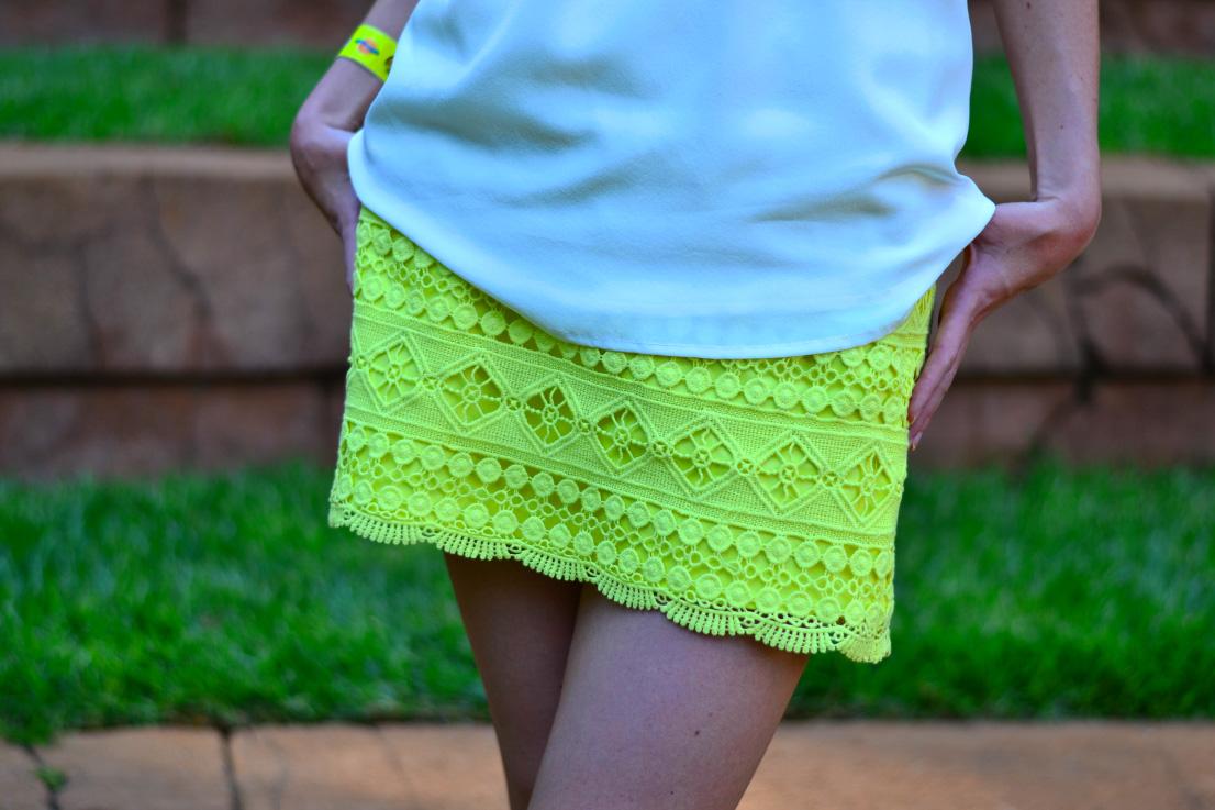 yellow lace 2