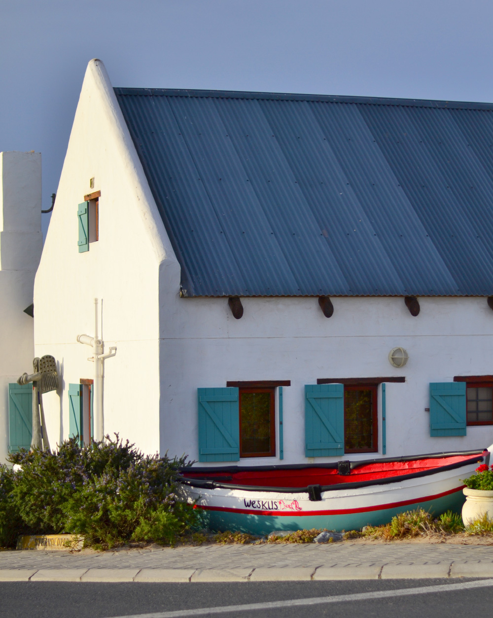 paternoster house