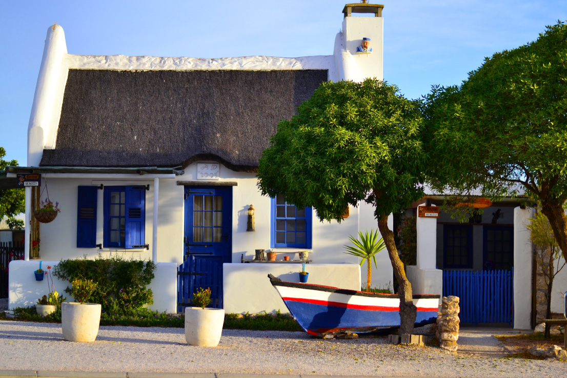 paternoster houses