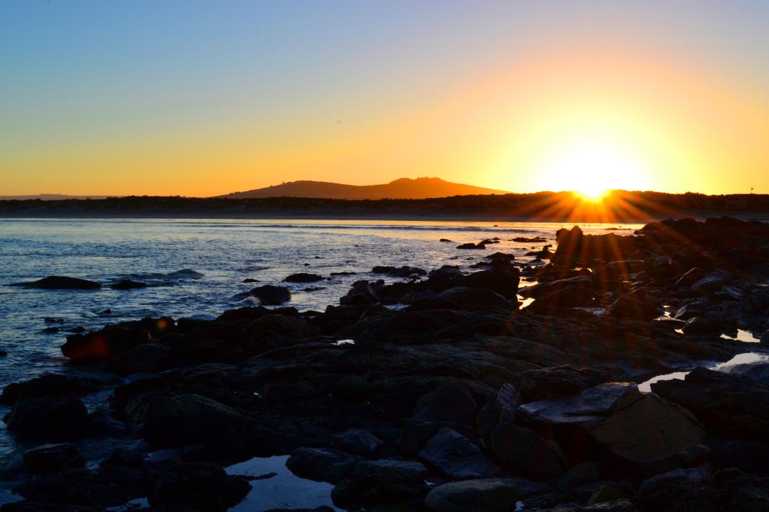 paternoster sunrise