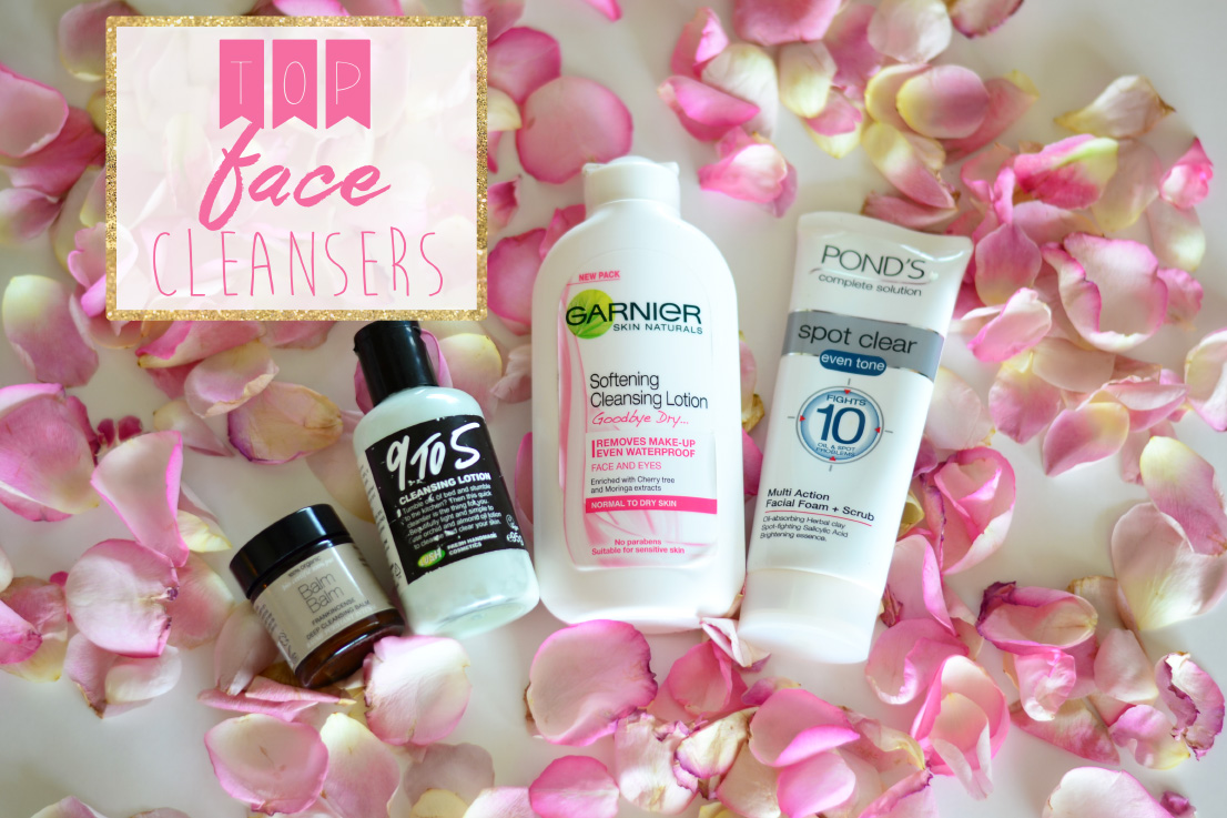 top face cleansers