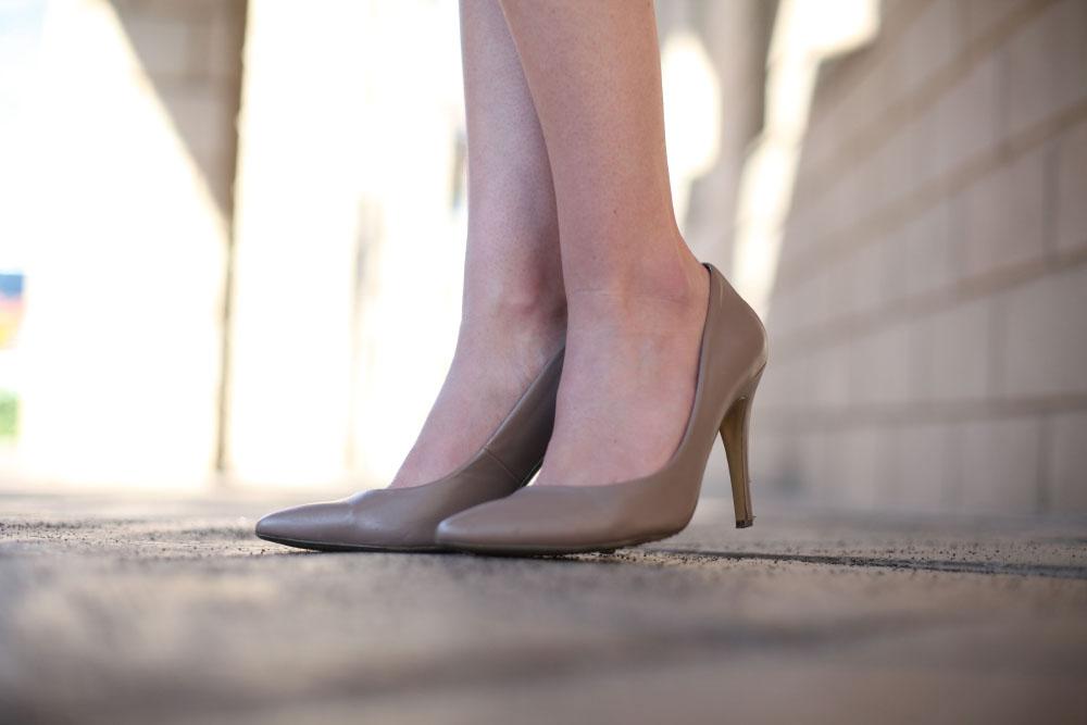 nude woolworths heels