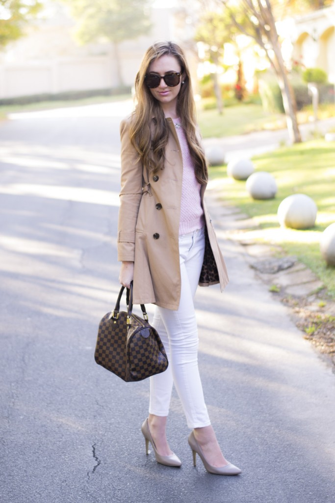 Trench Coat Glam