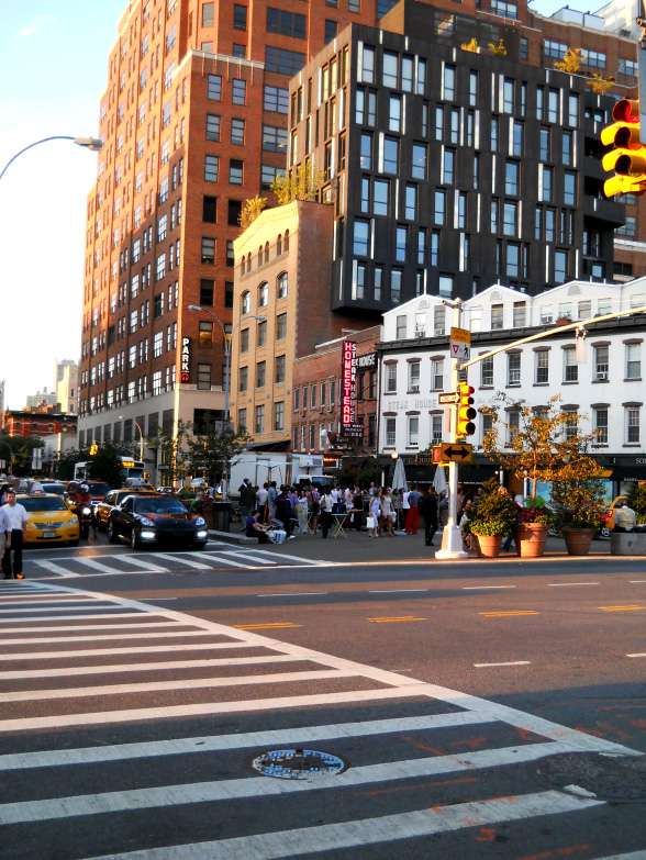 meat packing district new york city