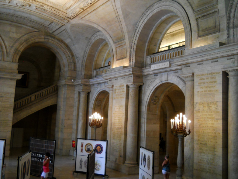 public library new york city