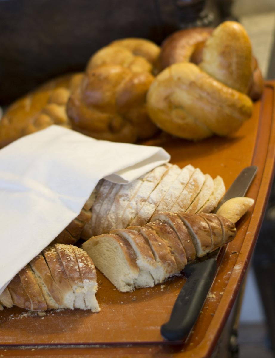 bread - punchinello's restaurant - restaurant week
