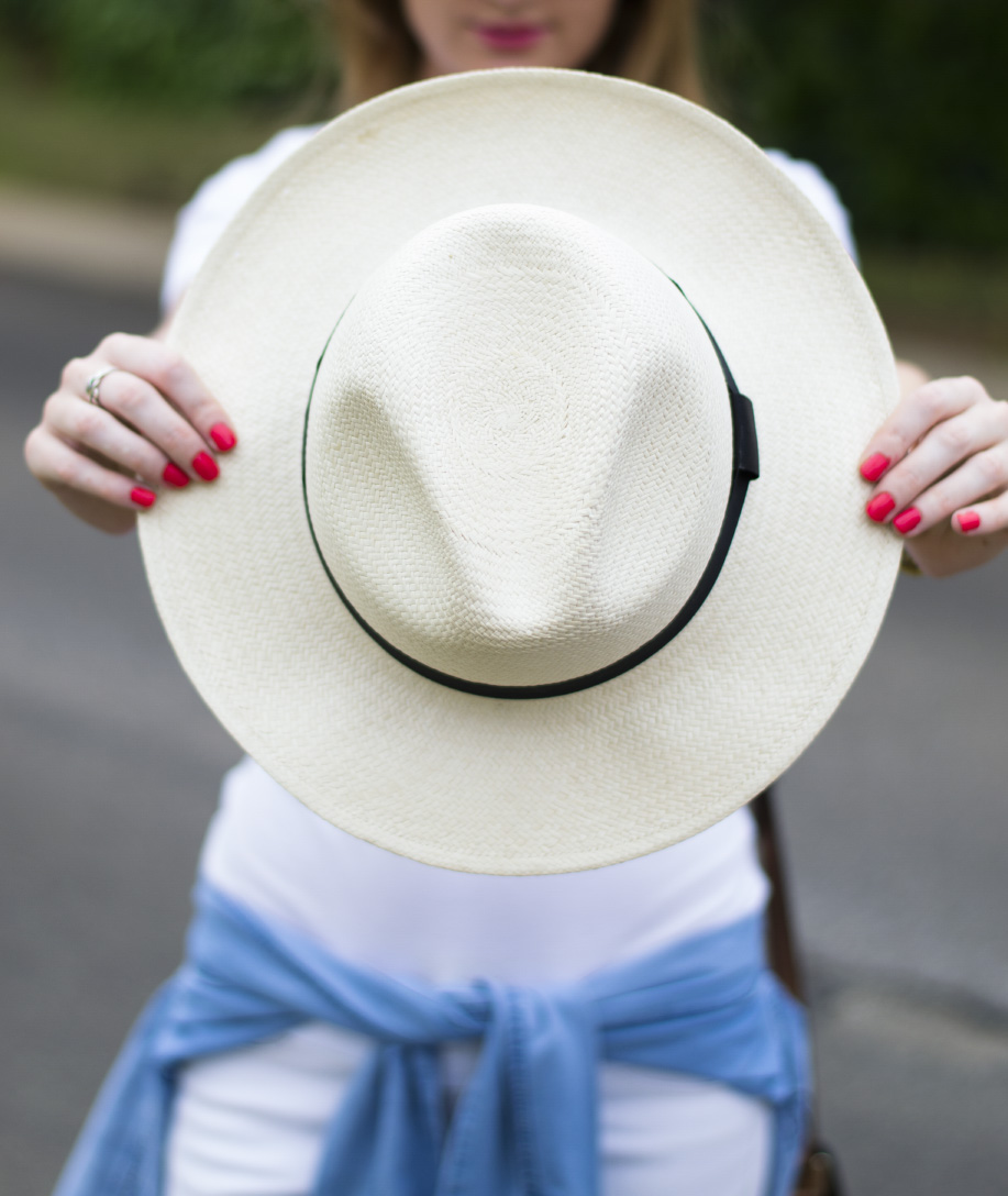 polo - panama - hat