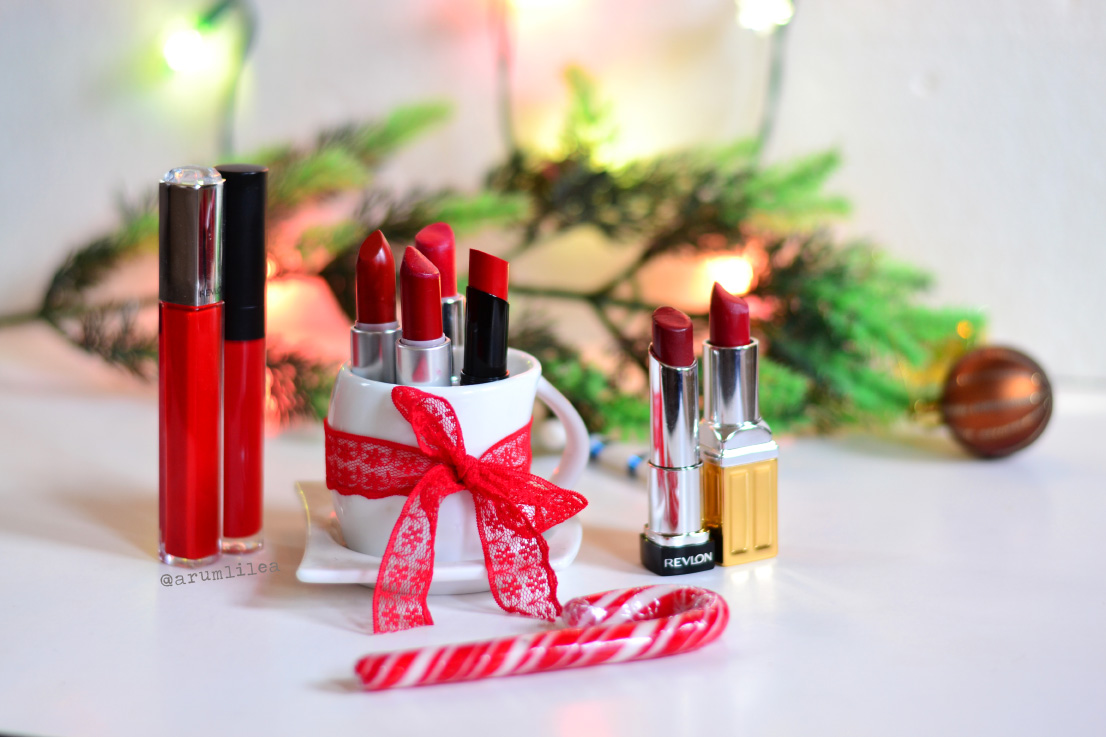 Best red lipstick for the holidays