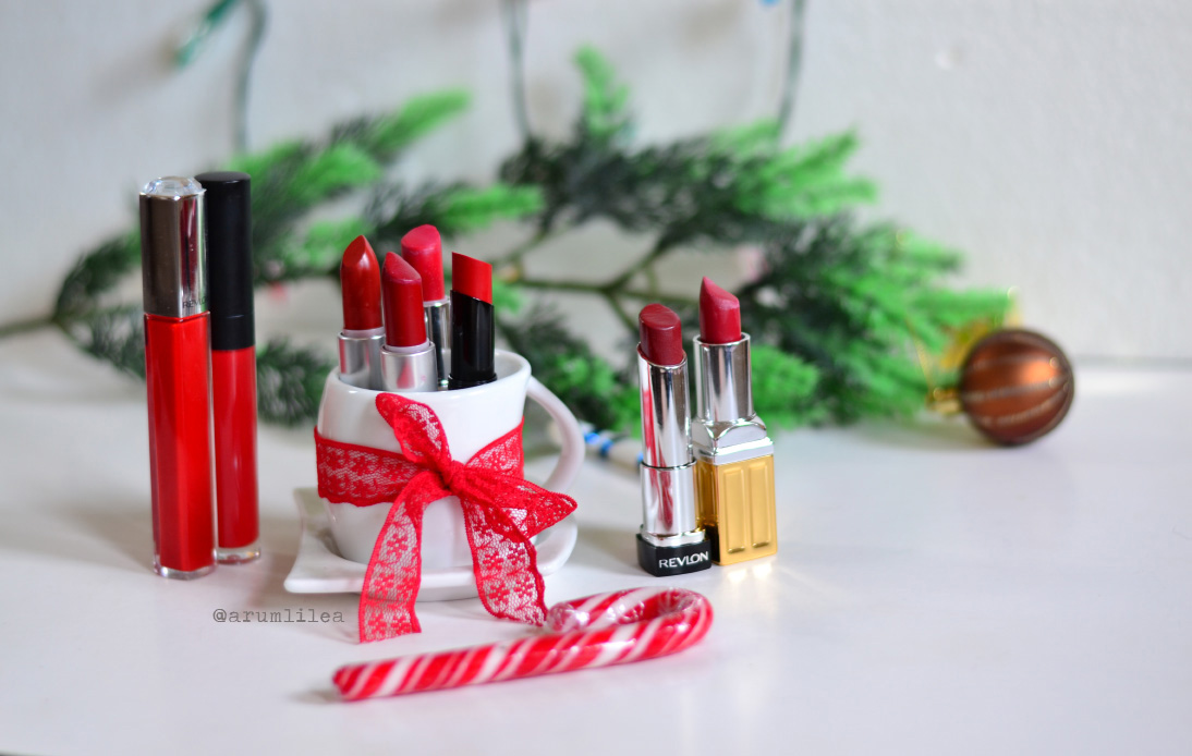best red lipsticks for christmas