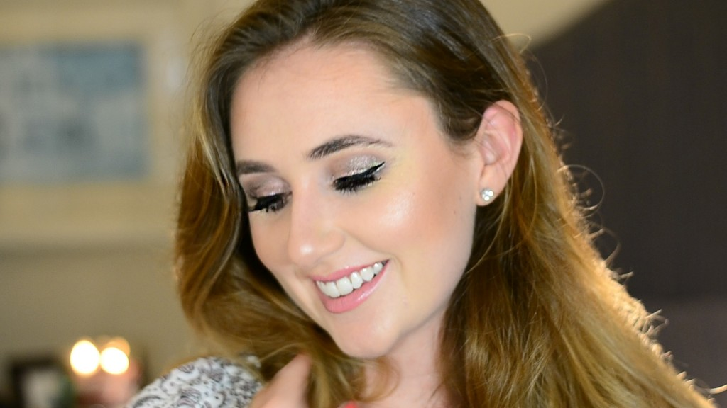 Bobbi Brown Cream Eyeshadow Smokey Eye Tutorial