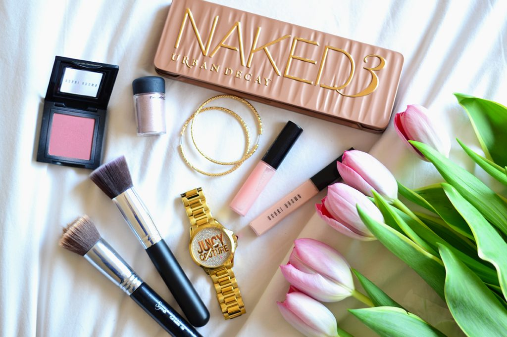 Urban Decay Naked 3 Palette & Beauty Favourites