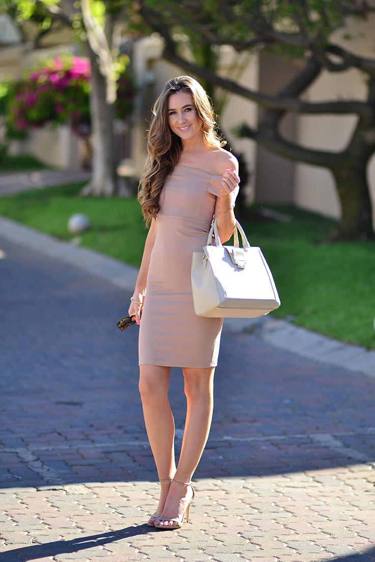 arum-lilea-brett-robson-dress-zara-bag-steve-madden-heels