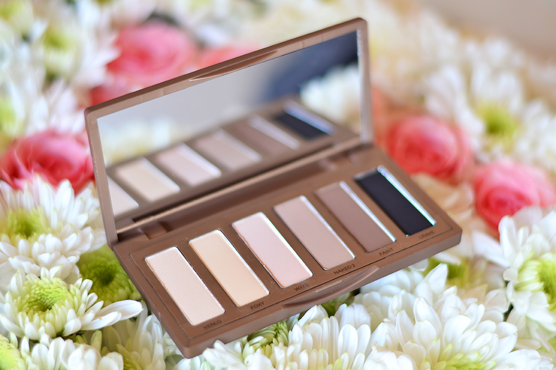Urban Decay Naked Illuminated Trio and Naked Basics palette