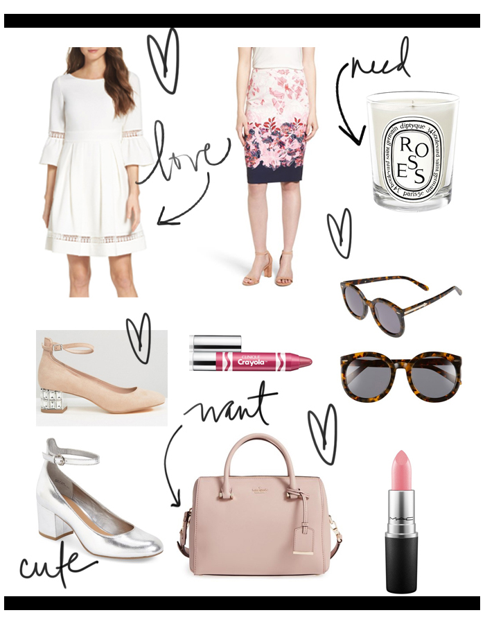 March Must-Haves