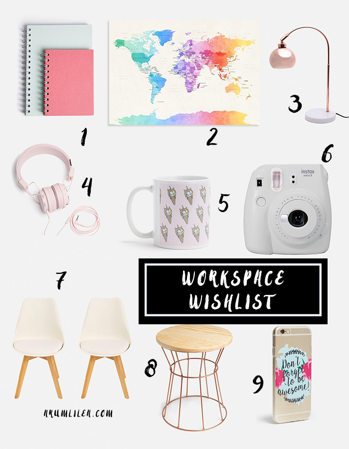 How to create an inspiring workspace