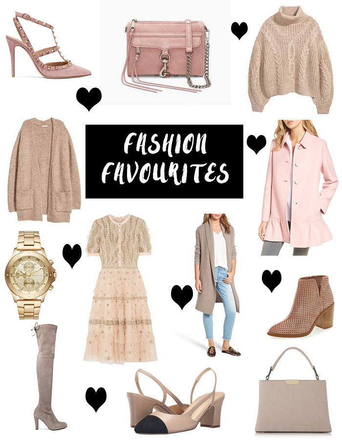 Black Friday and Cyber Monday Fashion Favourites