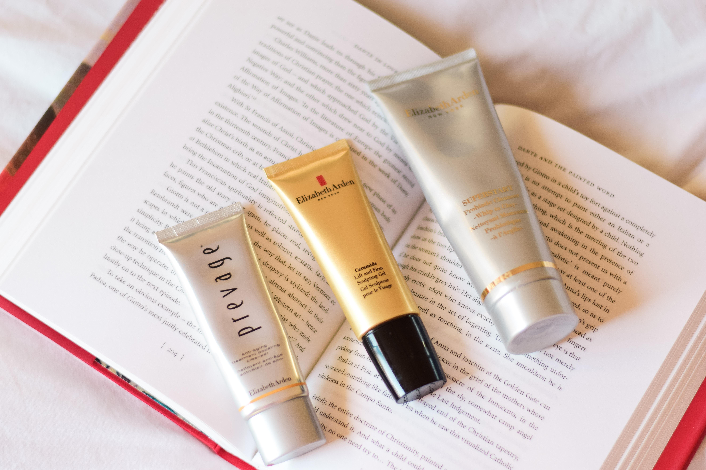 Elizabeth Arden skincare essentials