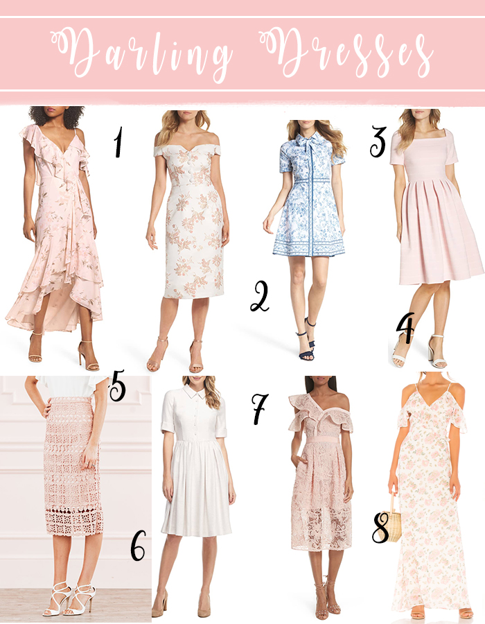 8 Dresses you need this season