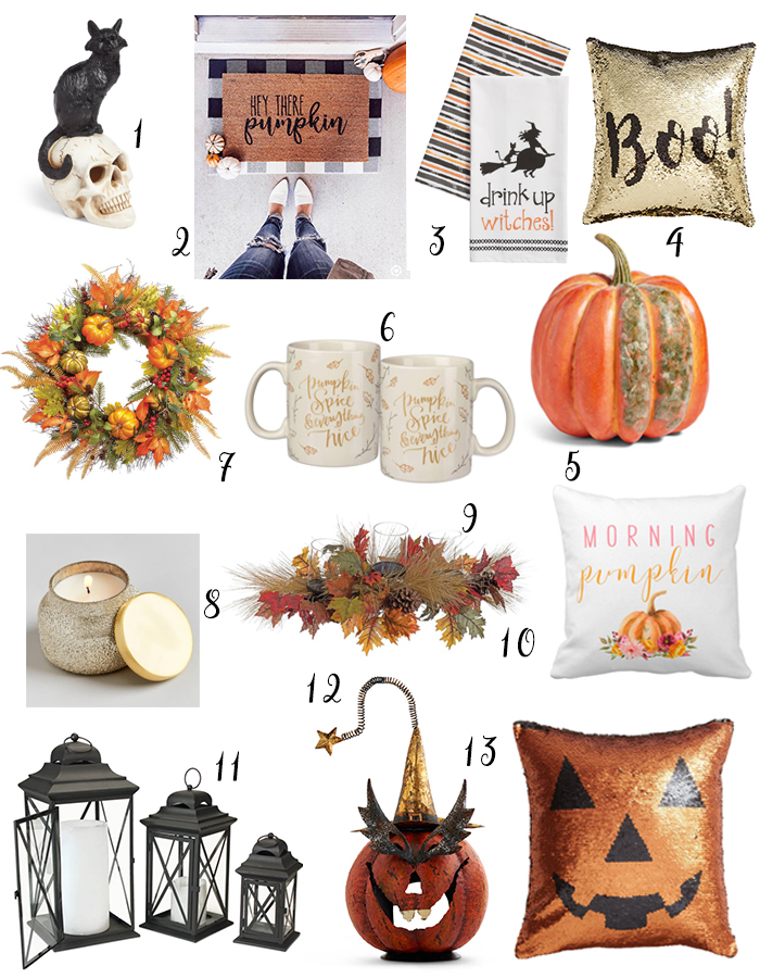 Must-Have Halloween Decor 2018