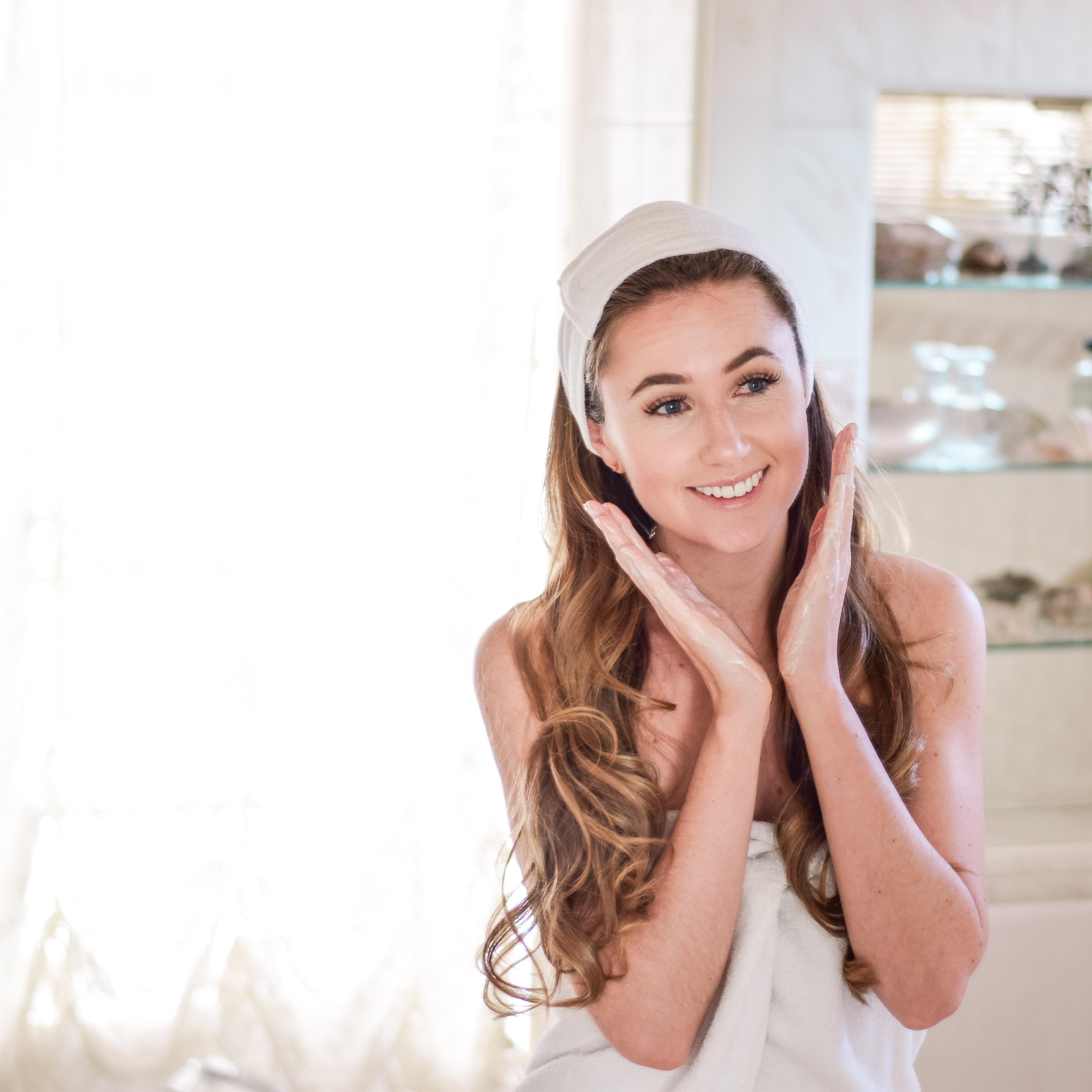My Bridal Skin Care Routine - Arum Lilea