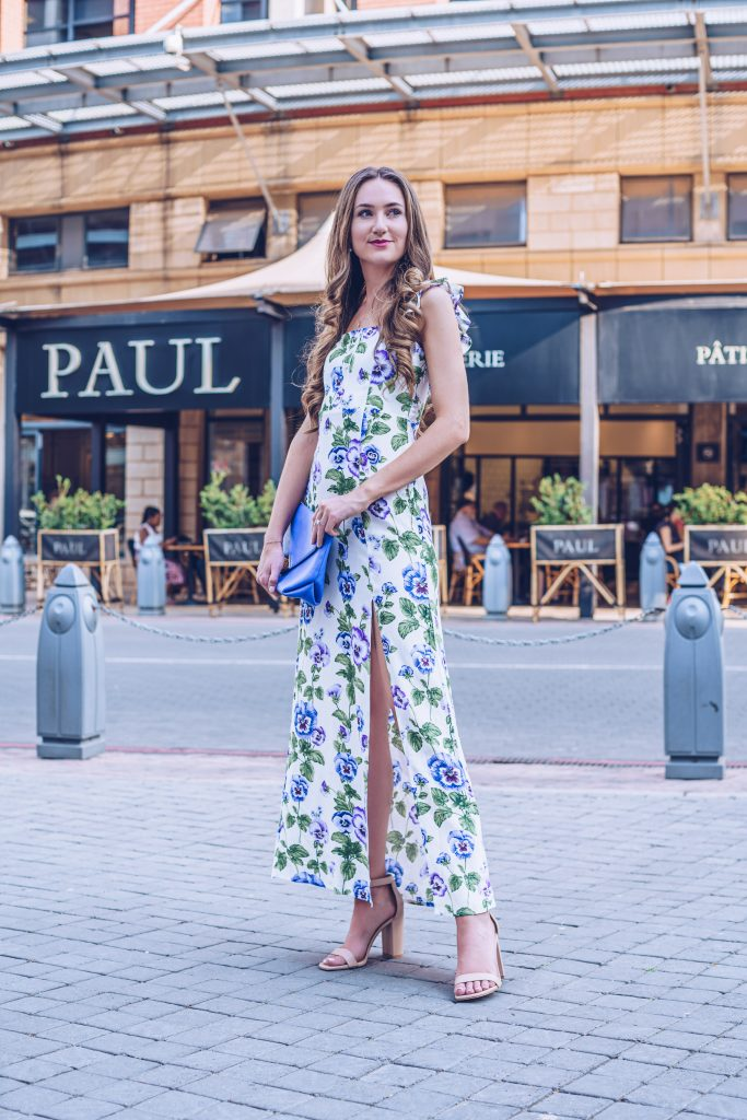 Why a floral maxi dress is a summer essential