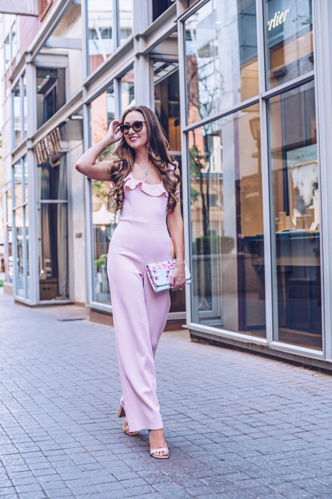 The Pink Jumpsuit of Dreams