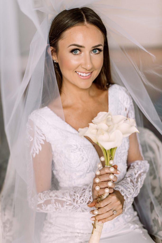 Bridal makeup for my wedding