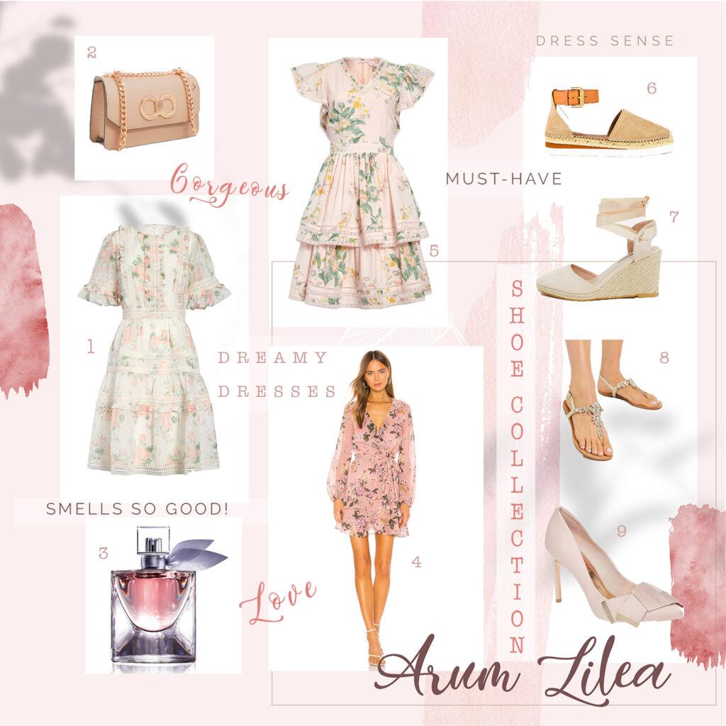 Arum Lilea Dress Sense